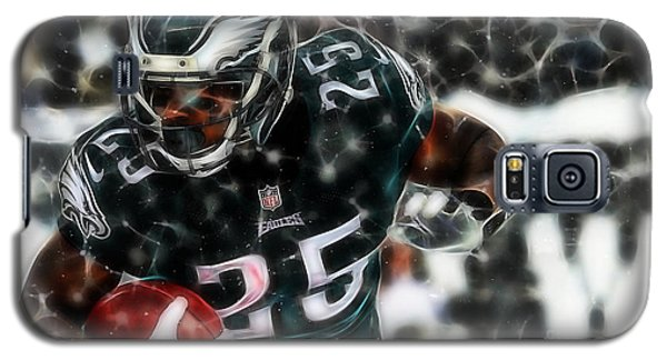 Lesean Mccoy Collection Galaxy S5 Case by Marvin Blaine