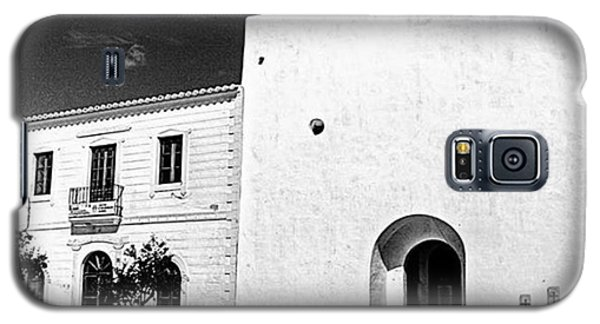 Fortified Church, Formentera Galaxy S5 Case