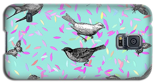 Let It Fly Galaxy S5 Case by Gloria Sanchez