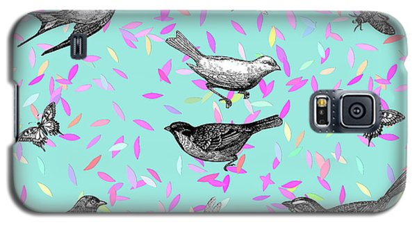 Let It Fly Galaxy S5 Case
