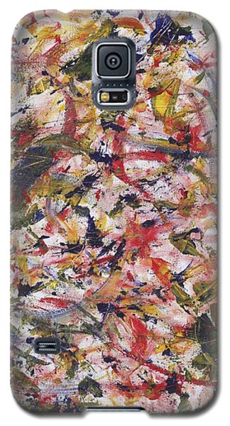 Let It Go - Panel 3 Of Triptych Galaxy S5 Case