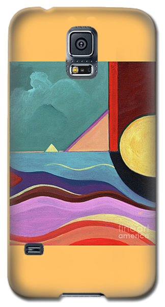Let It Shine Galaxy S5 Case by Helena Tiainen