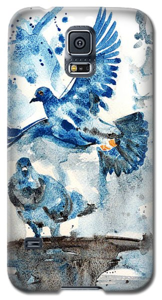 Let Me Free Galaxy S5 Case by Jasna Dragun