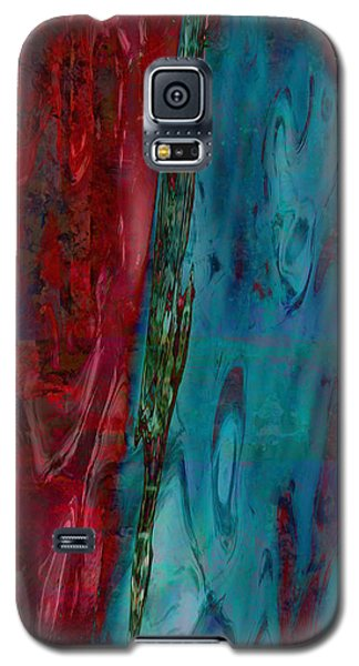 Let Somebody Else Rest By Southern Sea Galaxy S5 Case by Danica Radman