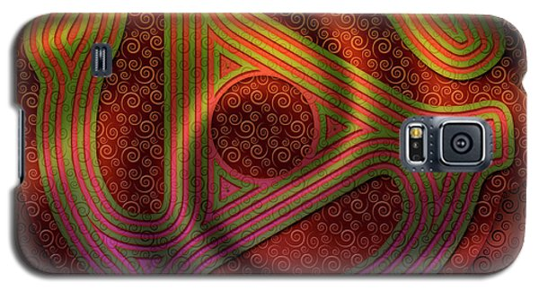 Let The Music Play Galaxy S5 Case