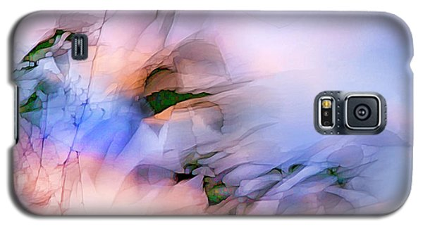 Let The Winds Of The Heavens Dance Galaxy S5 Case by Theresa Tahara