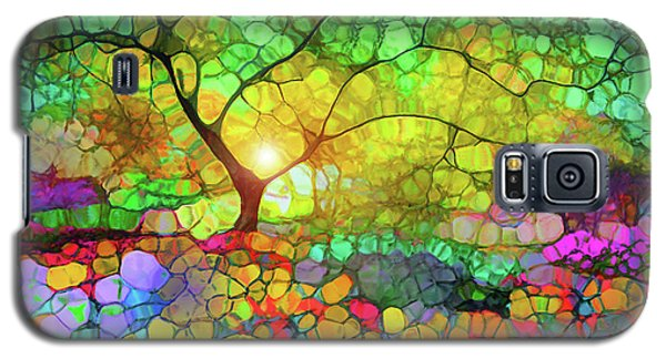 Let This Light Bring You Home Galaxy S5 Case