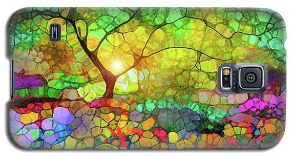 Let This Light Bring You Home Galaxy S5 Case by Tara Turner