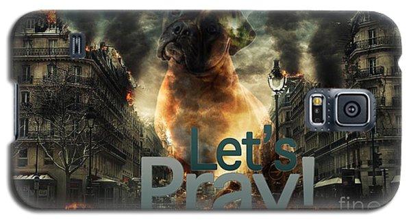 Let Us Pray-2 Galaxy S5 Case