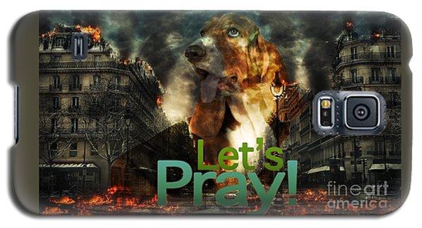 Let Us Pray Galaxy S5 Case