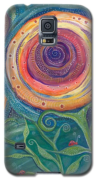 Be The Light Galaxy S5 Case by Tanielle Childers