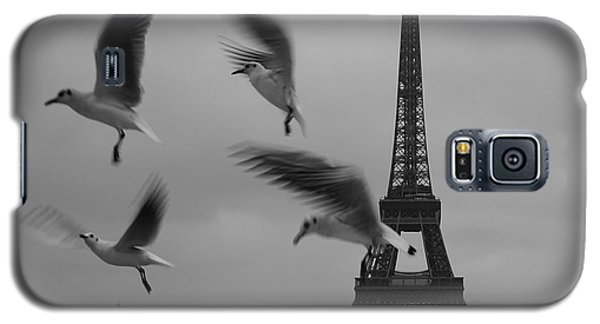 Let Your Spirit Fly  Galaxy S5 Case