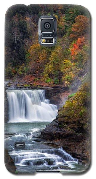 Letchworth Lower Falls 3 Galaxy S5 Case