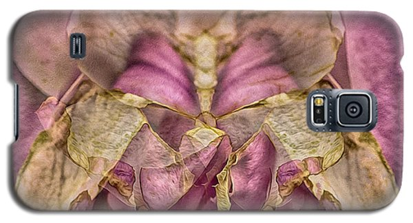 Lether Butterfly Or Not Galaxy S5 Case