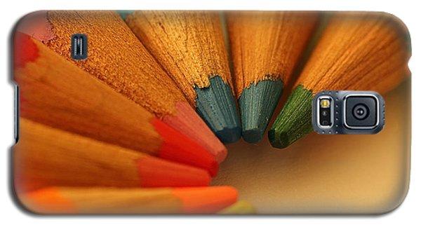 Lets Be Creative Galaxy S5 Case by David Warrington