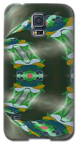 Let's Get Around It Abstract  Galaxy S5 Case