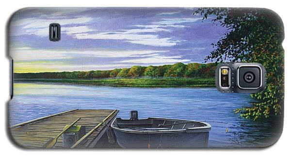 Let's Go Fishing Galaxy S5 Case