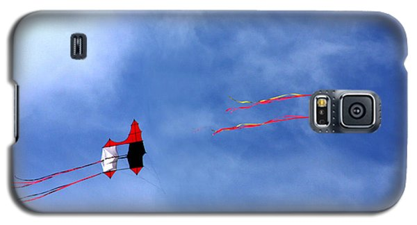 Let's Go Fly 2 Kites Galaxy S5 Case
