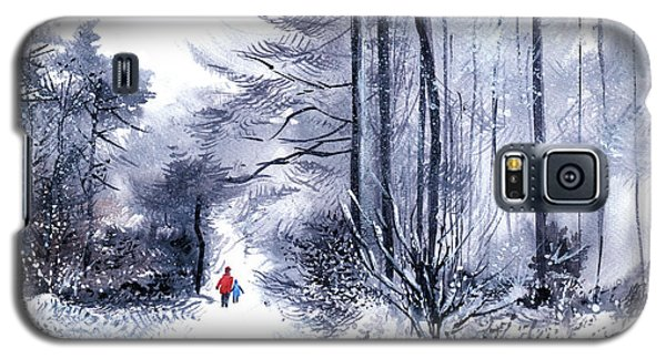 Let's Go For A Walk 2 Galaxy S5 Case