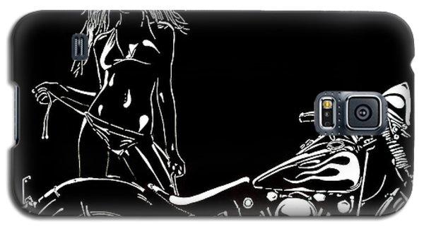 Lets Go Galaxy S5 Case by Mayhem Mediums