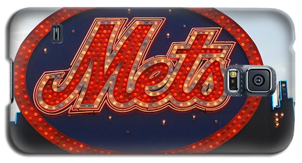Lets Go Mets Galaxy S5 Case