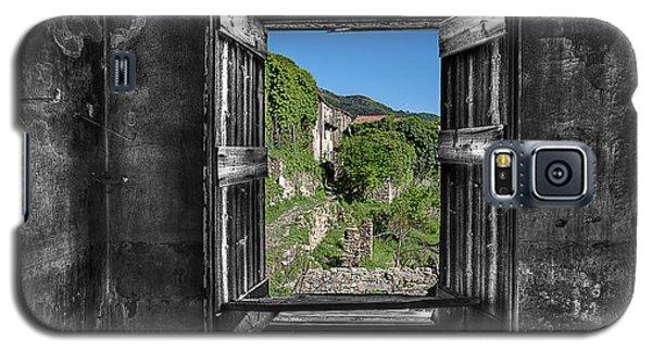 Let's Open The Windows - Apriamo Le Finestre Galaxy S5 Case