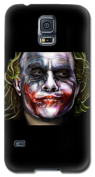 Let's Put A Smile On That Face Galaxy S5 Case by Vinny John Usuriello