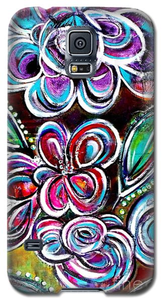 Letting Loose Galaxy S5 Case by Julie  Hoyle
