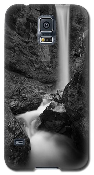 Leuenfall In Black And White Galaxy S5 Case