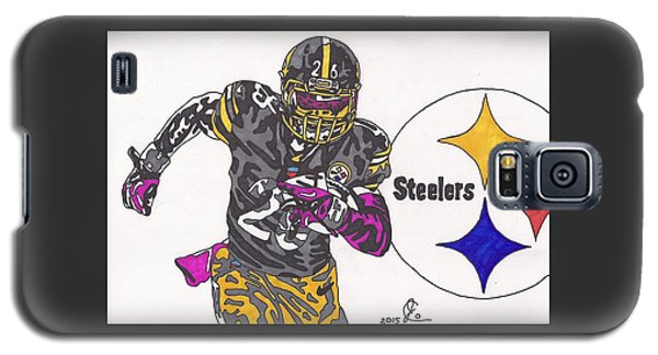 Le'veon Bell 2 Galaxy S5 Case by Jeremiah Colley