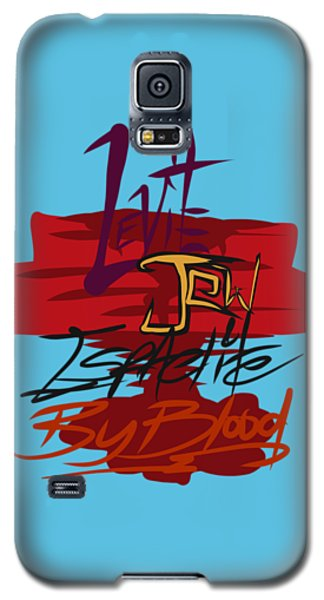 Levite By Blood Galaxy S5 Case