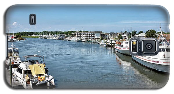 Galaxy S5 Case featuring the photograph Lewes Delaware by Brendan Reals