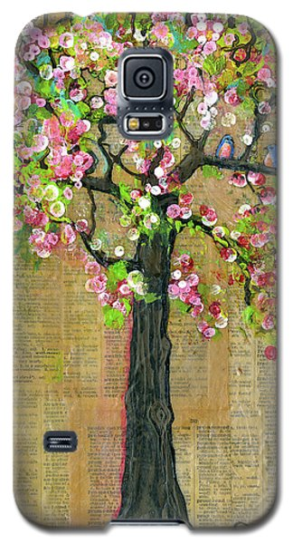 Lexicon Tree Of Life 4 Galaxy S5 Case