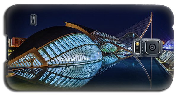L'hemisferic In Valencia Galaxy S5 Case
