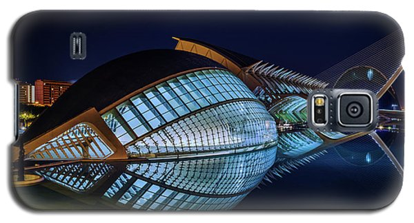 L'hemisferic Galaxy S5 Case