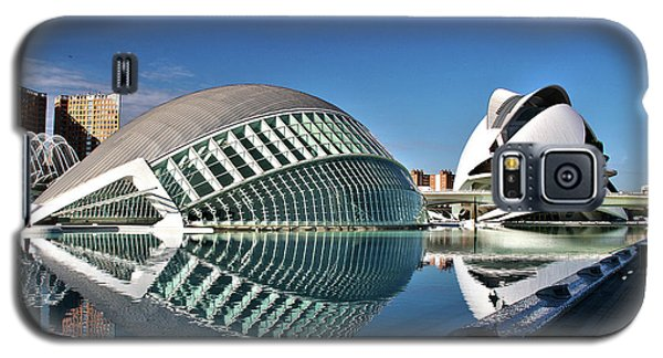 Valencia, Spain - City Of Arts And Sciences Galaxy S5 Case