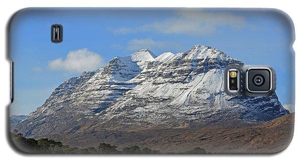 Liatach And Loch Clair Galaxy S5 Case