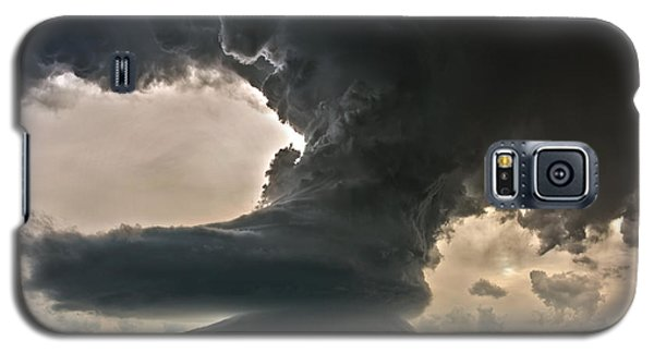 Liberty Bell Supercell Galaxy S5 Case by James Menzies