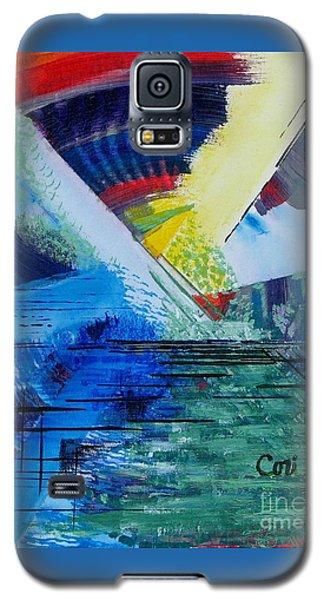 Liberty Galaxy S5 Case