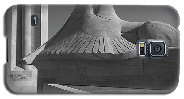 Liberty Memorial Kansas City Missouri Galaxy S5 Case