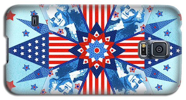 Liberty Quilt Galaxy S5 Case