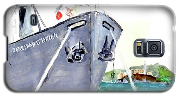 Liberty Ship S S Jeremiah O'brien Galaxy S5 Case by Tom Simmons