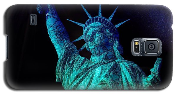 Liberty Sky Galaxy S5 Case