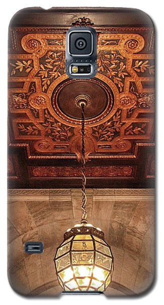 Galaxy S5 Case featuring the photograph Library Light by Jessica Jenney