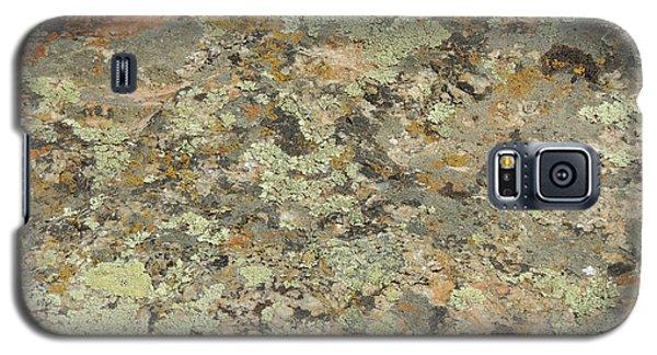 Lichens On Boulder Galaxy S5 Case