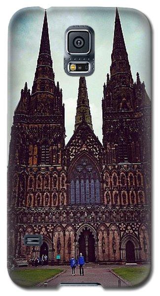 Lichfield Cathedral Galaxy S5 Case