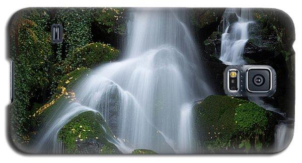 Lichtenhain Waterfall Galaxy S5 Case