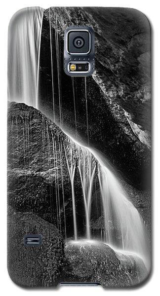 Lichtenhain Waterfall - Bw Version Galaxy S5 Case