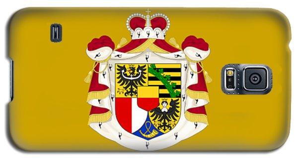 Liechtenstein Coat Of Arms Galaxy S5 Case by Movie Poster Prints