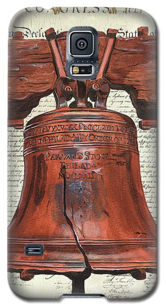 Life And Liberty Galaxy S5 Case by Debbie DeWitt